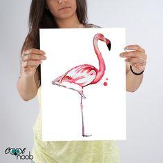 Flamenco Andino es una ilustración realizada en acuarela y tinta sobre papel que pertenece a la serie ¨Color Animal¨. En dicha colección se pretende dar vida a todos aquellos animales que se han extinguido o que están en peligro de extinción. El flamenco andino es la más amenazada de todas ...