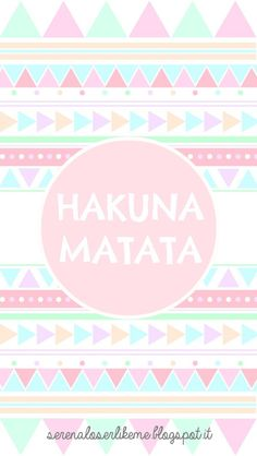 Iphone 5 Ethnic Hakuna Matata Wallpaper Homescreen Screensaver by Serenaloserlikeme.png - Google Drive