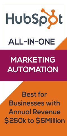 HubSpot's all-in-one marketing software helps you optimize your website to get found, convert visitors into leads and close leads into customers. Inbound Marketing, Marketing Automation, Marketing Software, Content Marketing, Social Media Marketing, Blogging For Beginners, Online Business, How To Start A Blog, Career