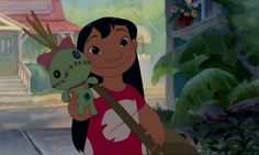 """""""Lilo And Stitch""""... i love this chick!"""