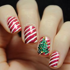 Christmas by chrissyai #nail #nails #nailart