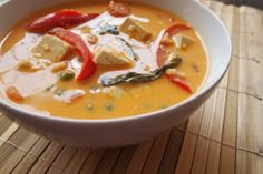 Spicy Thai Coconut Curry
