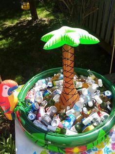 súper idea para las bebidas