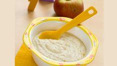 AVENA CON MANZANA - recetas nutritivas para bebes Hecho x Mama