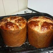 Pan dulce navideño Licuado