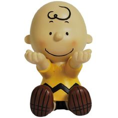 Westland Giftware Eyeglass Holder Figurine 4-Inch Tall Peanuts Charlie Brown