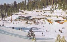 Dodge Ridge Ski Resort and others http://www.mymotherlode.com/community/destination/ski-resorts/