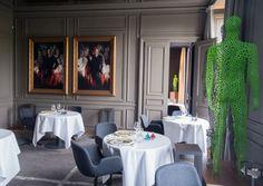 Er hat ein neues Zuhause und es ist schöner und größer als zuvor: Guy Savoy. Der Pariser Spitzenkoch übersiedelte sein Restaurant vom Arc de Triomphe in die alte Münzprägeanstalt an der Seine.