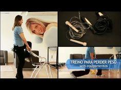 ▶ Treino para perder peso: sem equipamentos - YouTube