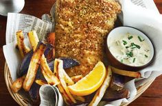 Fish & Chips — Punchfork