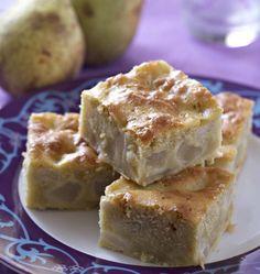 Gâteau aux poires et au safran - Ôdélices : Recettes de cuisine faciles et originales !