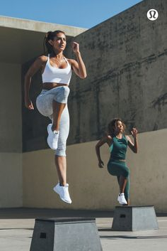 Up. Lift. Reach new heights in the lululemon Train Times Collection.