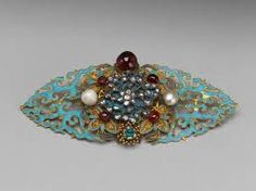 Imperial ornament from a headdress