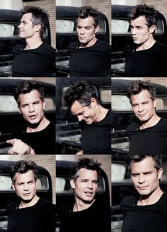 Timothy Olyphant. Definitely one of my old man crushes. hehe