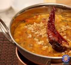 Dal Fry - Punjabi Vegetarian Recipe #Indian #Recipe