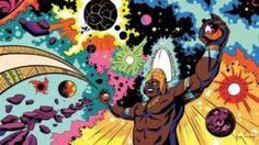 As aventuras do poderoso Xangô: HQ transforma Orixás em super-heróis