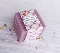 Natural soap made with lavender. by BambouchicParis on Etsy