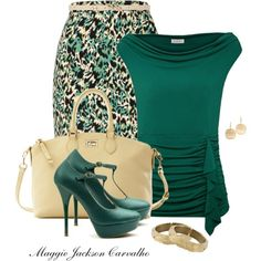 """Animal Print"" by maggie-jackson-carvalho on Polyvore"