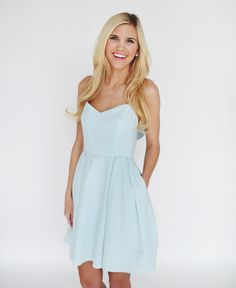 The Livingston Seersucker Dress from Lauren James Co.