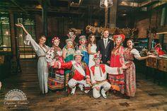 Красная горка! Русские традиции, коллектив «Чибатуха»
