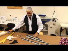 Gentleman Jim Tie Sew Along--Session 2, Video 1: Understanding Tie Sew & Roll Lines - YouTube