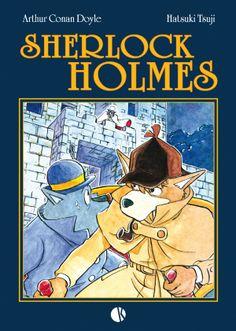 Meitantei Hōmuzu ovvero il fiuto di sherlock Holmes. Serie televisiva anime curata anche da Hayao Miyazaki. Da vedere assolutamente