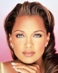 Vanessa Williams -The First Black Miss America ever. #blackbeauty