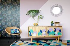 Family Love Tree - Haymes Paint Room Reveal