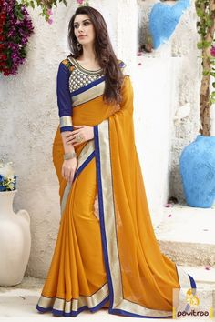 A wonderful looking yellow satin and chiffon casual saree online at low cost. Shop this plain saree with free shipping charges and COD in India. It is enriched with lace border on saree. Diwali Special Discount Offer: 5% OFF FOR Buy 1 Product 10% OFF FOR Buy 2 Product 15% OFF FOR Buy 3 Product or more #saree, #embroiderysaree, #partywearsaree, #satinpartysaree, #onlinesareeshopping, #chiffonsaree, #plainpartysaree http://www.pavitraa.in/store/embroidery-saree/ callus: +91-7698234040