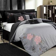 Gardena 12 Piece Comforter Set