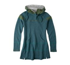 LOVE this Prana Women's Caitlyn Tunic Sweater | FREE Shipping | ActivewearUSA.com $169