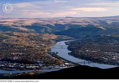 Lewiston, ID. & Clarkston, WA.. for those not familiar. Lewiston ID is on the left and Clarkston WA is on the right. Wonderfully warm climate. Great outdoor activities. Snake River and Hell's Canyon
