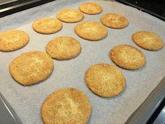 Liian hyvää: Snickerdoodles - amerikkalaiset klassikot Griddle Pan, Cornbread, Muffin, Breakfast, Ethnic Recipes, Tv, Food, Millet Bread, Morning Coffee