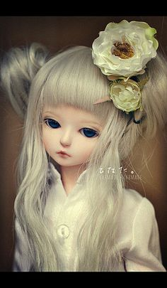 ...I think this #doll is so beautiful. I would love to have her for my very own.