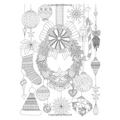 Adult Coloring Books: the Magical World of Christmas (christmas designs, christmas trees, stress relieving, relaxation, stress relief): Pegasus Coloring Book: 9781539692805: Amazon.com: Books Colouring Pages, Coloring Books, Christmas Colors, Christmas Christmas, Christmas Coloring Pages, Colorful Pictures, Stress Relief, How To Relieve Stress, Adult Coloring