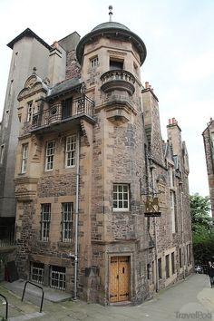 The Writers Museum - Edinburgh, Scotland by Raelynn8