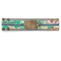 Inspirational bracelet available at BuddhaGroove.com.