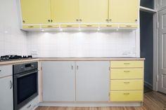 Snedkerkøkkenet Værnedamsvej - Retro / Vintage Køkken og Komfur - Design af NicolajBo™