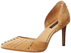 Rachel Zoe Women's Holly D'Orsay Pump, Warm Tan, 7.5 M US >>> You can get additional details at the image link.