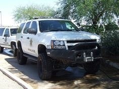 Police Department, 4x4 Chevy Tahoe,   Hybrid !!!!!!!!!!