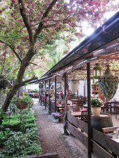"Bar, Restaurant and Garden ""Het Heden"", Den Haag (The Hague), The Netherlands  http://www.hetheden.nl/"