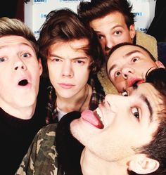 """My heart still jumps whenever I hear people calling these dorks that go by the name of One Direction """"The Worlds Biggest Boyband""""...♥"""