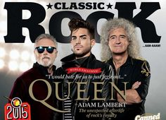 @ClassicRockMag: CLASSIC ROCK OUT NOW with @QueenWillRock