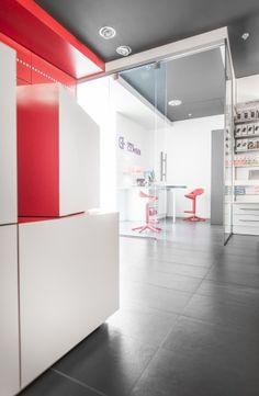 Espace conseil, pharmacie Daron à Limoges, France.