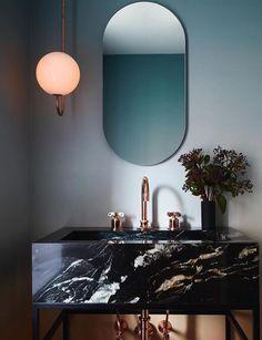#ombre #bathroomdesi