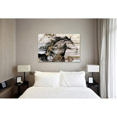 Gold & Black Beauty Wall Decor, Oliver Gal