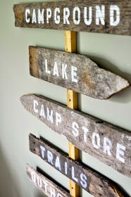 Pallet Wood Camp Signs The post Outdoorsy camping boy scout nursery. Pallet Wood Camp Signs 2019 appeared first on Nursery Diy. Boys Camping Room, Camping Bedroom, Camping Theme, Cabin Nursery, Elephant Nursery, Nursery Room, Nursery Ideas, Nursery Decor, Diy Home