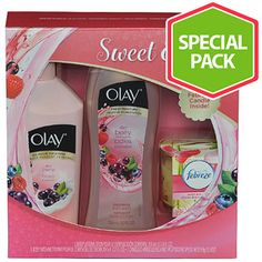 Olay Sweet Escape Trio Holiday Pack, 3 pc