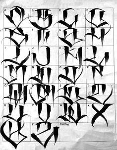 trendy tattoo fonts chicano – Graffiti World Graffiti Lettering Alphabet, Tattoo Fonts Alphabet, Chicano Lettering, Graffiti Font, Graffiti Artists, Graffiti Letter M, Graffiti Tattoo, Graffiti Drawing, Tattoo Lettering Styles