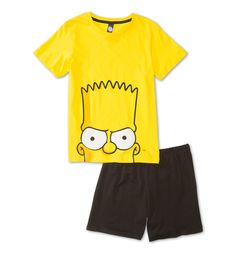 The Simpsons, Lisa Simpson, Pj, Thunder, Baby Boy, Book, Clothing, Character, Outfits
